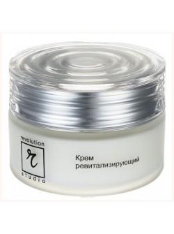 Крем ревитализирующий,  Revolution studio, r studio, содержит пептиды, масла и витамины, купить с бесплатной доставкой по Москве.