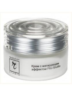 Крем с матирующим эффектом, Revolution studio, r studio, крем с антибактериальным, противовоспалительным действием, купить с бесплатной доставкой по Москве.