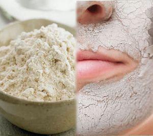 Очищающие маски на каолине