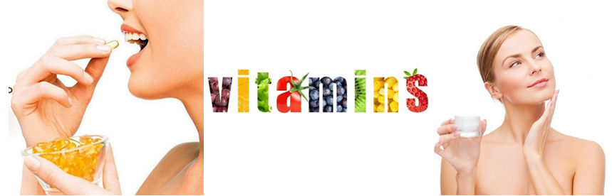 Способы доставки витаминов в кожу