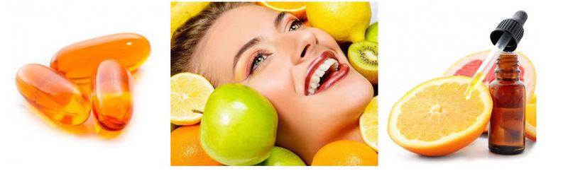 Витамины в косметике, прицельное воздействие на проблему
