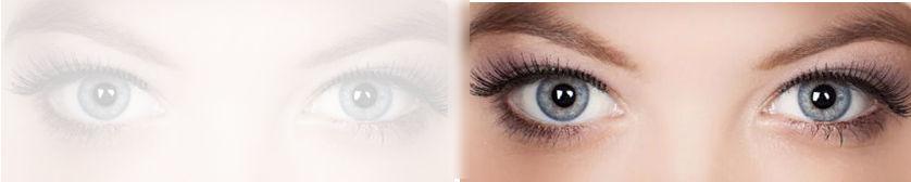 Cell Fusion для глаз - Придайте взгляду выразительность