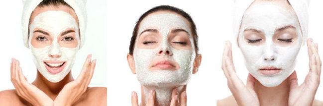 Косметические маски для лица Kosmoteros